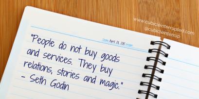 B2B. Seth Godin.